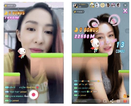 Kitty Run Hit Trends! Kitty Live's live game 3