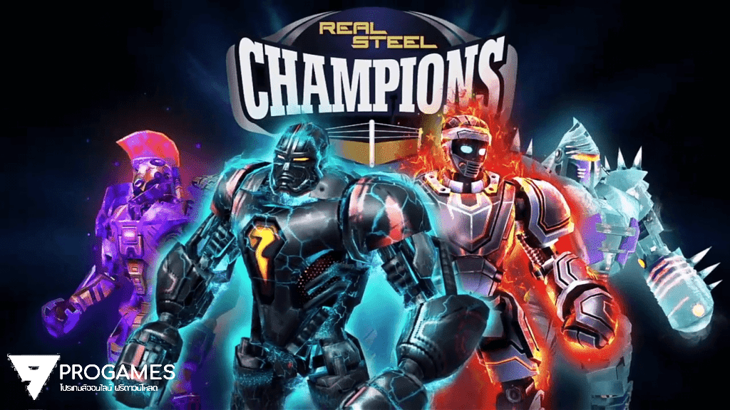 - Real Steel Boxing Champions Mod Apk