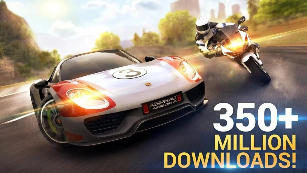 Asphalt 8: Airborne Mod Apk 4.7.0 (Mods, Unlimited Money, Free Shopping) free on Android 4