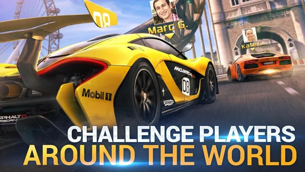 Asphalt 8: Airborne Mod Apk 4.7.0 (Mods, Unlimited Money, Free Shopping) free on Android 3