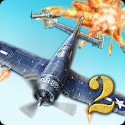 AirAttack 2 – WW2 Airplanes Shooter  App Free icon