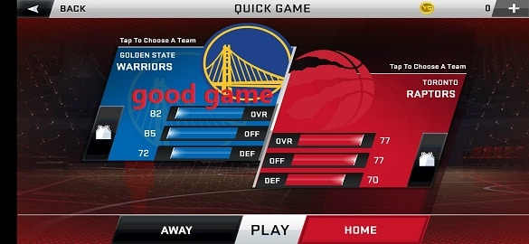 Download NBA 2K20 Mod Apk 96.0.1 free on mobile android 1