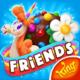 ดาวน์โหลด Candy Crush Friends Saga (MOD, Lives / Moves) ฟรีบน Android