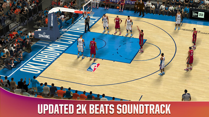 Download NBA 2K20 Mod Apk 96.0.1 free on mobile android 7