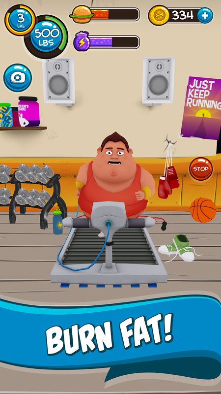 Download Fit the Fat 2 (MOD, Unlimited Energy) for free on Android. 4