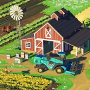 Big Farm: Mobile Harvest App Free icon
