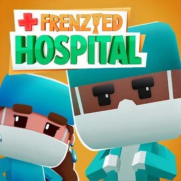 Idle Frenzied Hospital Tycoon App Free icon