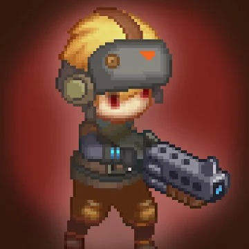 Mystic Gunner: Roguelike Shooting App Free icon