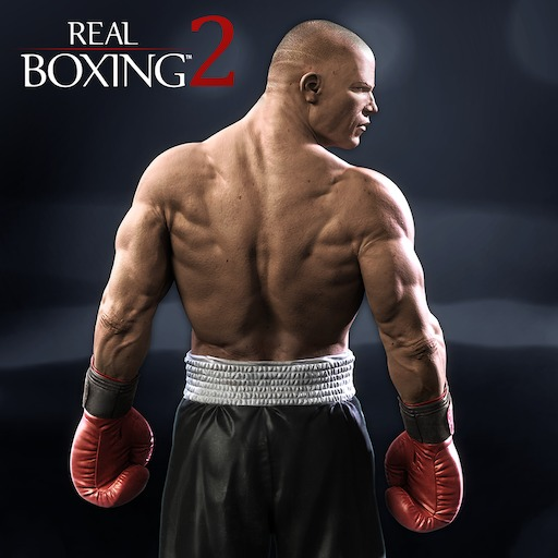 Real Boxing 2 (MOD, Unlimited Money) icon