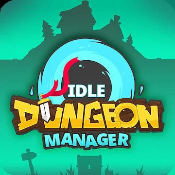 Idle Dungeon Manager App Free icon