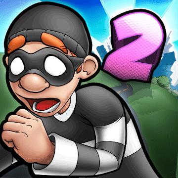 Robbery Bob 2: Double Trouble App Free icon
